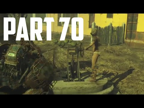 """Fallout 4 Walkthrough - Part 70 """"HE'S READY FOR WAR!"""" Let's Play, Playthrough)"""