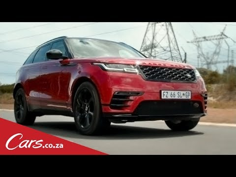 Range Rover Velar Review: Is this the future of Range Rover?