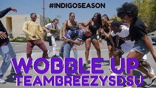 Chris Brown - Wobble Up ft. Nicki Minaj & G-Eazy TEAMBREEZYSDSU Official Music Video