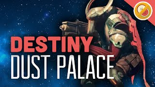 DESTINY Dust Palace Strike : Flayers (PS4 Exclusive Strike)  Funny Gaming Moments
