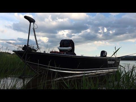 Predator Fishing With Marine 450 Bass (CZ)