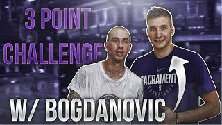 Video TRICKY VS BOGDAN BOGDANOVIC - 3 POINTS CHALLENGE download MP3, 3GP, MP4, WEBM, AVI, FLV Oktober 2018