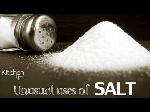 Unusual uses of salt youtube - Unusual salt uses ...
