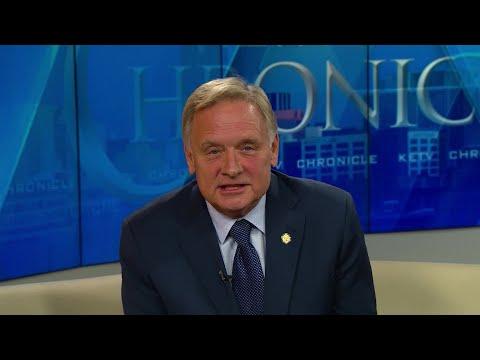 Nebraska Governor candidate, Bob Krist