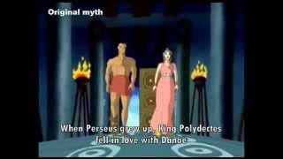 PERSEUS THE GREEK HERO