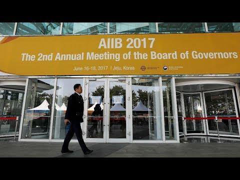 Argentina, Madagascar and Tonga accepted as new AIIB members