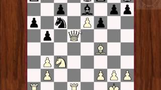 Опасность оставления короля в центре
