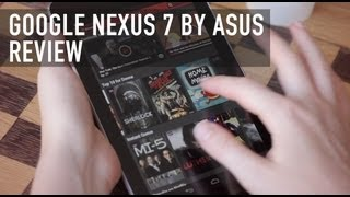 Google Nexus 7 Android 4.1 Tablet Review