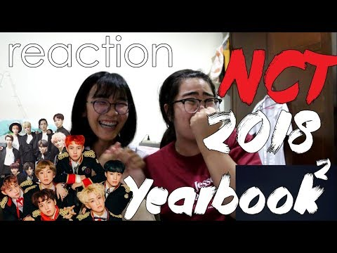 NCT 2018 Yearbook #2 (Thai reaction)