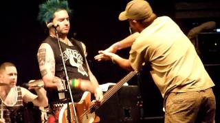 NOFX - Intro + Dinosaurs Will Die - Live @ Punk Rock Holiday 1.1