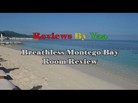 Breathless Montego Bay   Room Review   Xhale Tropical Room  