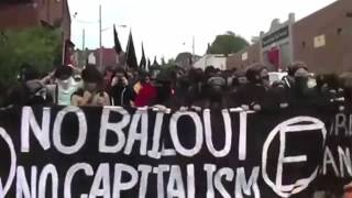 Video History of the Black Bloc   Street Tactic Used by Anarchists download MP3, 3GP, MP4, WEBM, AVI, FLV November 2017