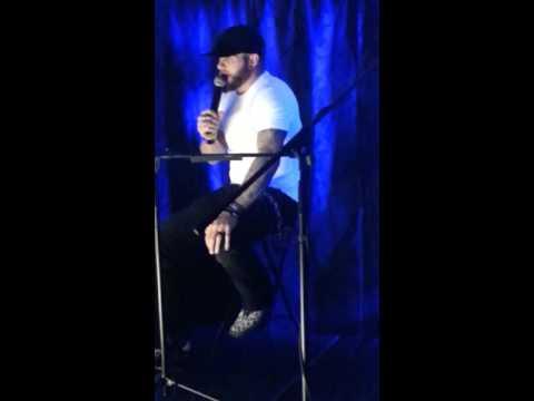 Brantley Gilbert Q&A Blackout Tour