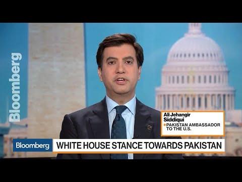 Pakistan's Ali Jehangir Siddiqui on U.S. Relations, Economic Challenges