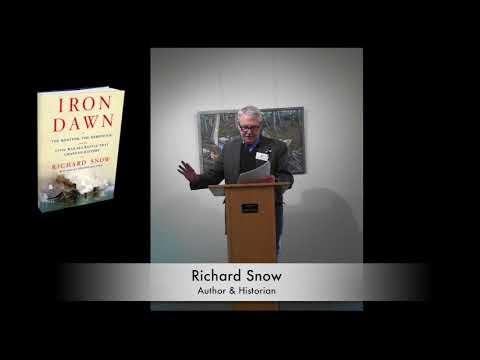 Richard Snow - Iron Dawn - NMHS Seminar Series 1-27-2018