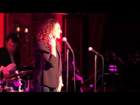 ANNE BRUMMEL sings THE UNDERSTUDY at 54 Below
