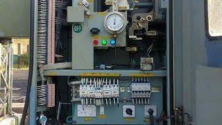 Sf6 circuit breaker in hindi with practical ( हिंदी  में ) #circuitbreaker