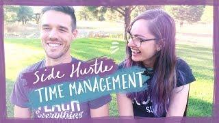 Side hustle time management - with Matt Ragland
