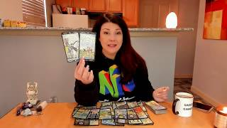 Scorpio, Forward Looking. February 2019 Tarot and Astrology Reading