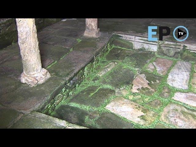 Reabre al público el templo de Santa Eulalia de Bóveda