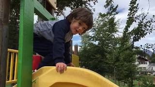 One day at the playground