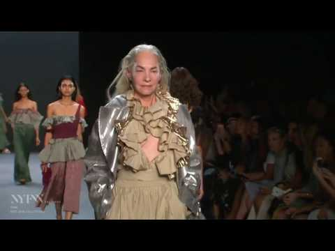 #NYFW   TOME Spring/Summer 2017 Runway Show