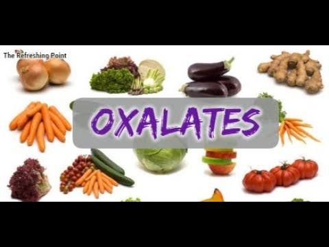 Should You Be Concerned About Dietary Oxalates? Kidney Stones? Low Oxalate Diet? Oxalate Food List