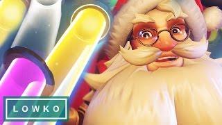 Overwatch: Winter Wonderland LOOT BOXES! (Legendary Christmas Skins)
