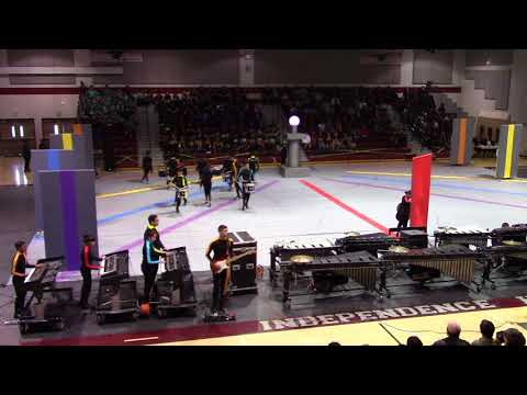 Cesar E. Chavez High School Drumline 02-03-18