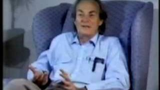 Feynman: How to think 1 of 2  FUN TO IMAGINE 11