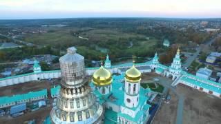 Ново-Иерусалимский монастырь(О чем это видео:Ново-Иерусалимский монастырь., 2015-09-26T22:55:39.000Z)