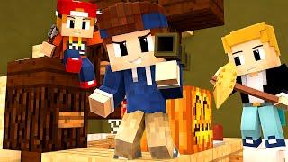 Minecraft - Who's Your Daddy?   BABYS ALLEIN ZUHAUS!!