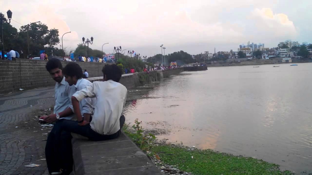 A Pleasant evening in Futala Lake Nagpur Maharashtra