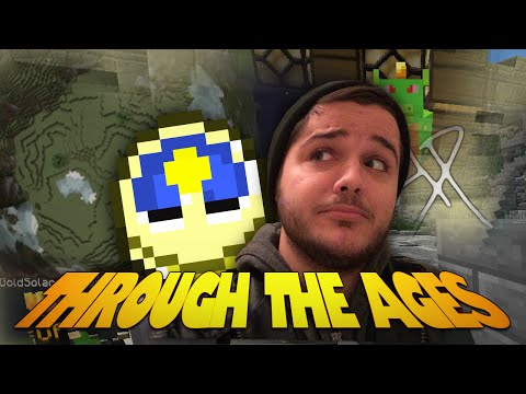 Minecraft | Through The Ages | REACTING To Old Videos | The Old Logdotzip (Minecraft 2014)