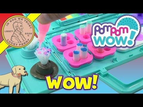 Pom Pom Wow Decoration Station - Butch Pom Pom's Everything!