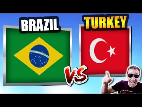 WORLD CHAMPION BRAZIL vs TURKEY - MGL WORLDS FRIENDLY MATCH - Clash Royale eSports