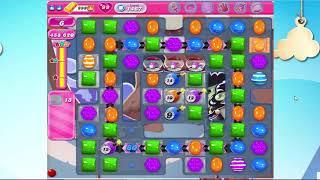Candy Crush Saga level 1467