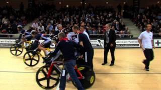 Cyclisme sur piste : le Vélodrome national va organiser les Championnats d'Europe