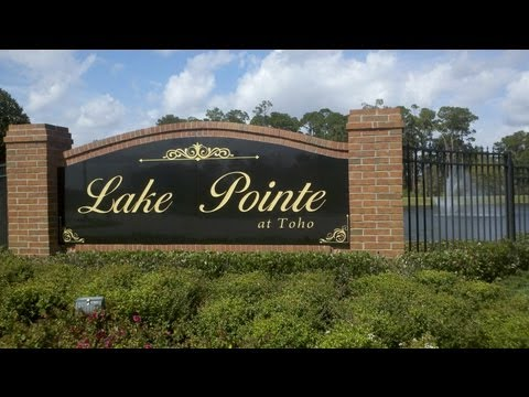 Lake Pointe Community Homes for Sale St Cloud Fl 34771 Luxury Real Estate and Waterfront Homes