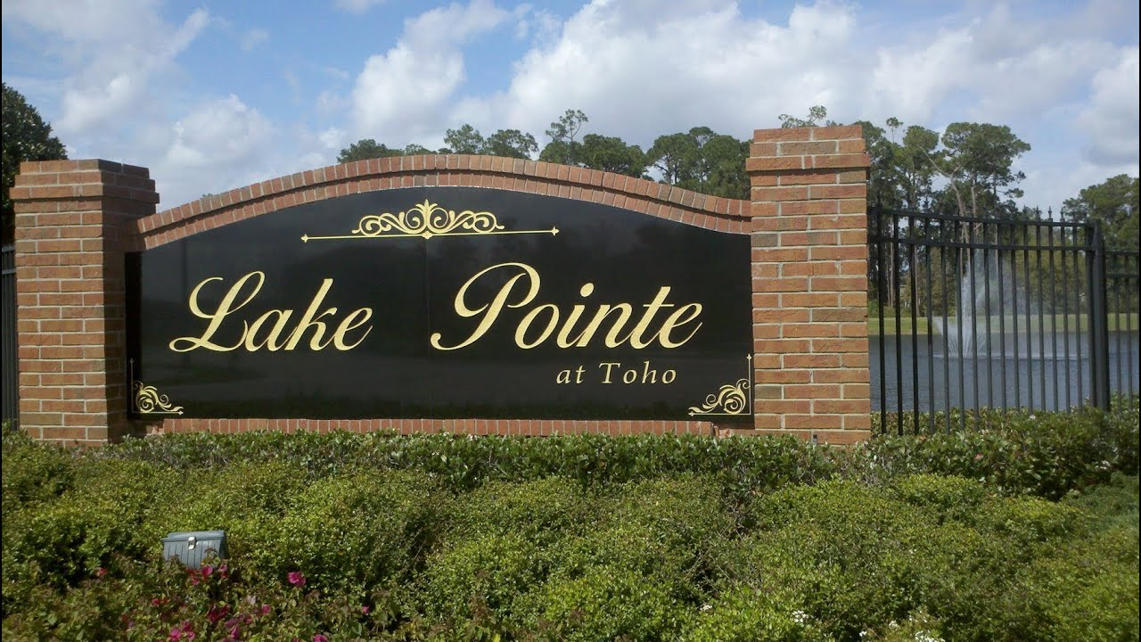 Lake Pointe Community Homes for Sale St Cloud Fl 34771 Luxury Real ...