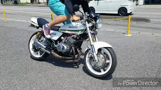 Kawasaki KH250 customカワサキ