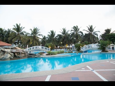 Ghana Vlog La Palm Royal Beach Hotel 14