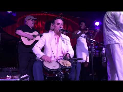 Andy García & Cineson All-Stars @ Catalina Jazz Club Jan 2018