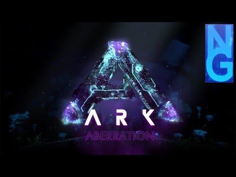Modded ARK Aberration Ep8- hatching a rock drake and tek armor!