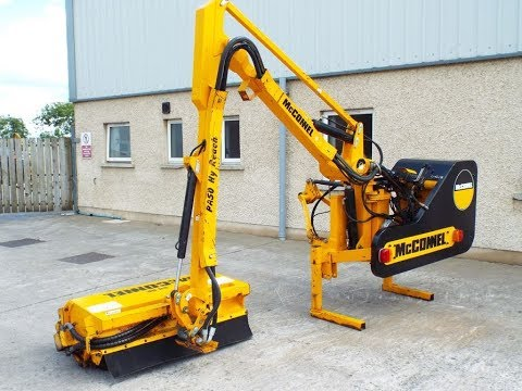 Used McConnel PA50