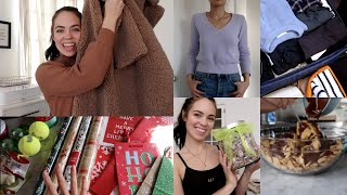 WINTER HAUL, Shopping, Baking, Packing & More!