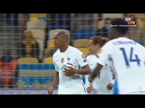 Ukraine France Goals And Highlights