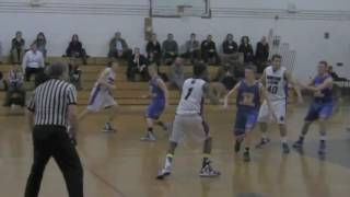Acton Boxborough Varsity Boys Basketball @ Boston Latin 1/25/13