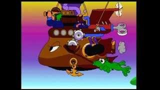 Philips CD-I - Lemminge Animierten Intro/Zwischensequenz