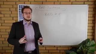 Erklärung des RAID-Levels RAID 15 (deutsch)